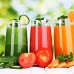 Giảm cân, giải nhiệt ngày hè với nước ép trái cây