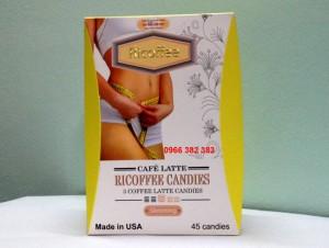Kẹo giảm cân Ricoffee cực kỳ an toàn và hiệu quả